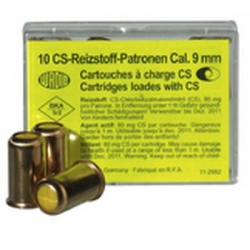 Cartouches 9mm Gaz Revolver-armurerie-steflo