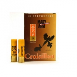 mary-arm-croisillon calibre 20-steflo