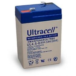batterie rechargeable 6 volts-armurerie-steflo