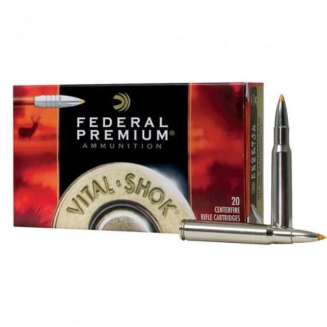 Federal - 270WSM - Trophy Bonded Tip - 130grs