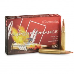 Hornady Superformance 30-06 Sprg 180 gr SST