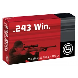 Géco - 243W - 1/2 blindée - 6,8 g