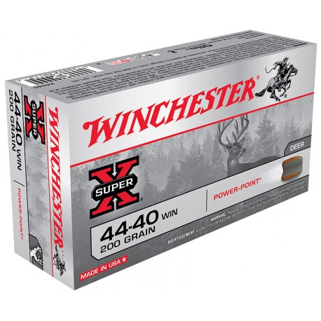 Winchester - 44.40W - Power Point - 200grs