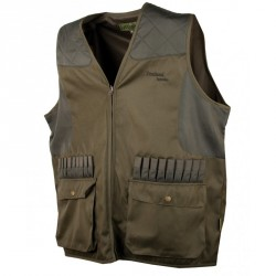Gilet Somlys 600D polyester Oxford vert