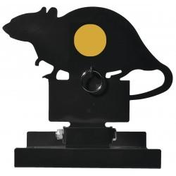 Cible basculante rat