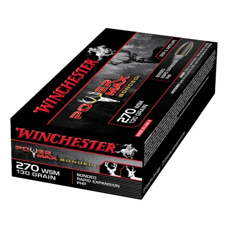 WINCHESTER 270WSM POWER-MAX