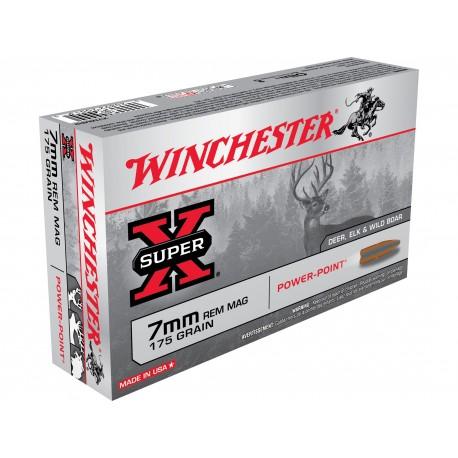 Winchester 7rm power point-armurerie-steflo