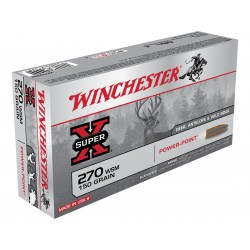 WINCHESTER 270WSM POWER-POINT-armurerie-steflo