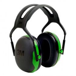 Casque Peltor X 1 Noir/Vert
