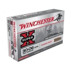 Winchester - 30.06 Sprg - PP - 9,7g/150grs