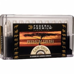 Federal 416 Rigby Trophy Bonded Bear Claw 400grs
