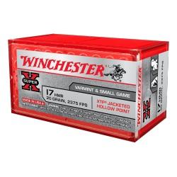 Winchester 17HMR Super-X 20grs