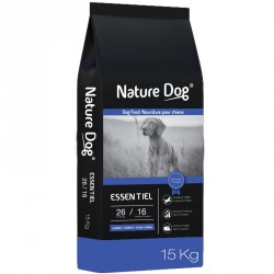 Nature Dog Essentiel - 15kg
