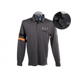 GLOCK G17 Rugby Shirt Homme