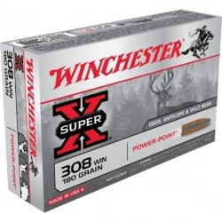 Winchester 308W Power Point 11,66g/180grs