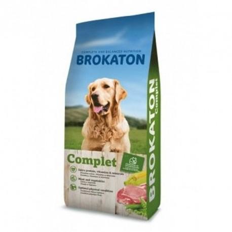 Nature Dog Brokaton complet - 20kg