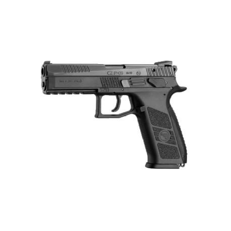 CZ P09 Noir, calibre 9x19 mm
