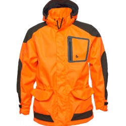 Veste Kraft Hi-vis orange fluo SEELAND