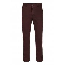 Pantalon Chino bordeaux SUNWILL