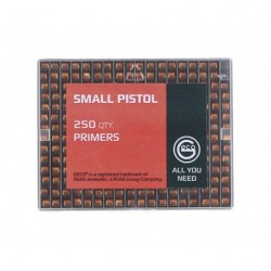 Amorces Geco Small pistol (x250)