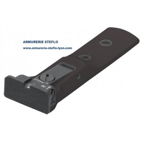 Hausse réglable LPA Smith & Wesson 67