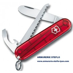 My first Victorinox - rouge