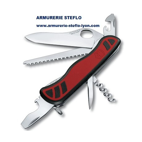 Victorinox Forester M Grip rouge