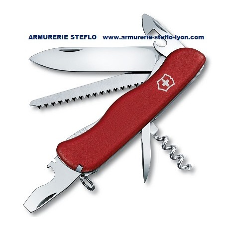 Victorinox Forester rouge