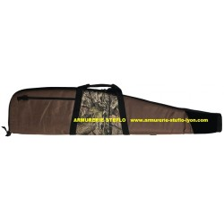 Fourreau carabine 128cm marron/camo