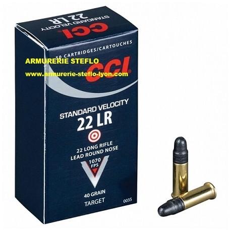 CCI 22LR Standard