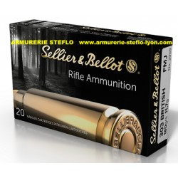 Sellier&Bellot 303 British 11,7g FMJ (x20)
