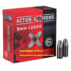Geco 9mm Luger Action Extreme 108grs - (x20)
