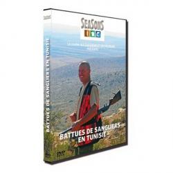 D.V.D Seasons - Battues de sangliers en tunisie-dvd-chasse-steflo-armurerie