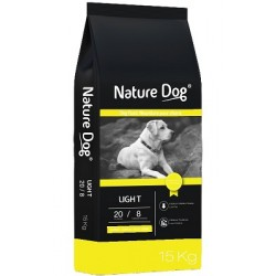 Nature Dog Light 15kg - 20/8