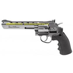 """Dan Wesson - Silver 6""""- 4,5mm - CO²"""