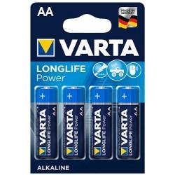 Pile LR6 - AA Varta - (x4)