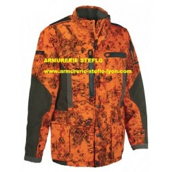 Veste Sika Snake orange LVC