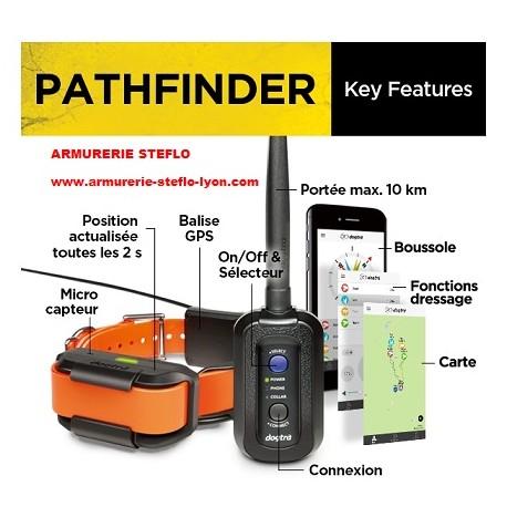 Pathfinder pack repérage GPS Dogtra