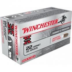 Winchester 22 hornet-armurerie-steflo-munition