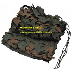 Filet de camouflage 3mx1,4m