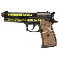 Pistolet Police à amorces 8 coups