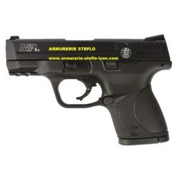 S&W M&P 9C - 9mm PA - bronzé