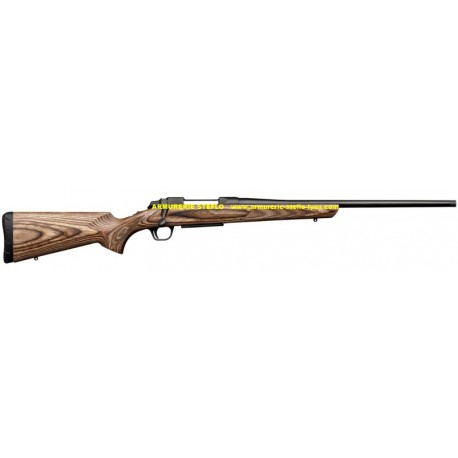 Browning A-Bolt 3 Laminated brown 243Win fileté 14x100