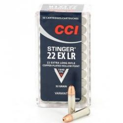 CCI STINGER -munitions-armes-loisir-steflo
