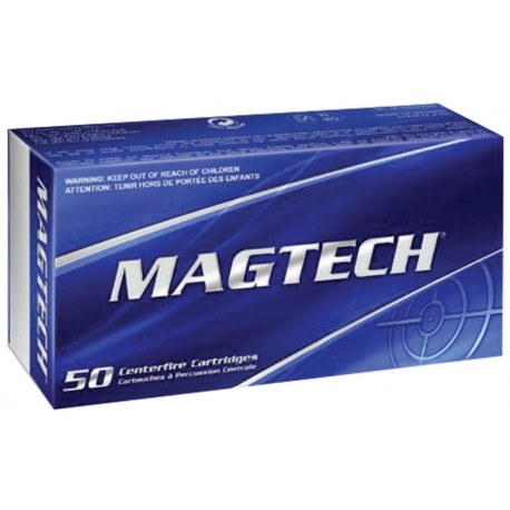 Munition Magtech 9mm