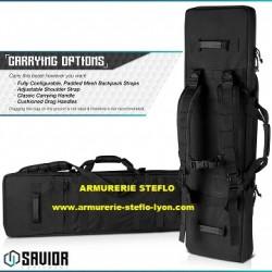 """Savior Urban Warfare 42"""" Double Rifle"""