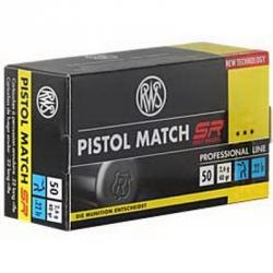 Rws Pistol Match SR buck mark stainless -steflo-armes- loisir
