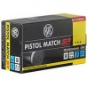 RWS Pistol Match Pistol Match SR 22LR
