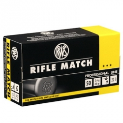 rws rifle match buck mark stainless -steflo-armes- loisir