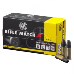 Rws Rifle Match S buck mark stainless -steflo-armes- loisir
